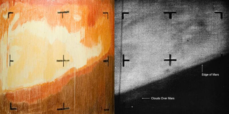 Pierwsze obrazy z Marsa           NASA/JPL/Dan Goods