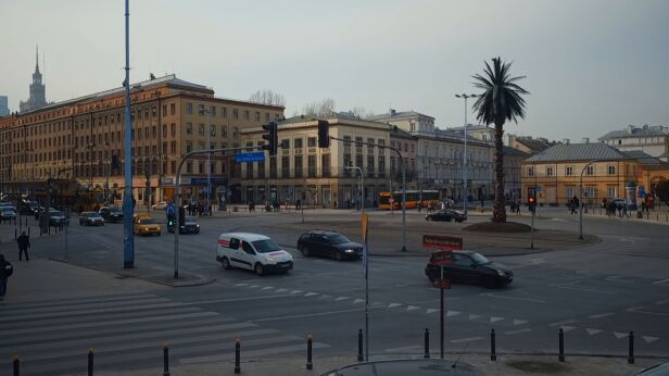 Rondo de Gaulle'a archiwum TVN