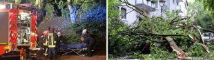 Najpierw ekstremalne upały, potem gwałtowne burze w Niemczech. 6 osób nie żyje