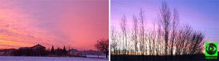 Mroźny i piękny poranek w Polsce. Temperatura spadła do -22 stopni