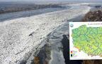 Hydrolog o akcji lodołamania w okolicach Włocławka