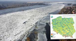 Czy roztopy przyniosą Polsce powodzie? - hydrolog prof. Czesław Szczegielniak