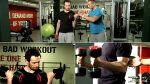 Rzeźbimy bicepsy. Ćwiczenia z Mariuszem Czerkawskim