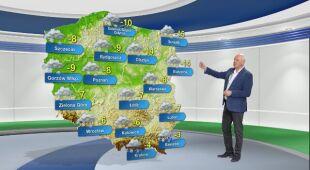 Prognoza pogody na poniedziałek 08.02